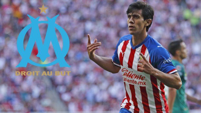 Marsella se agrega a la lista de interesados por JJ Macías — Chivas