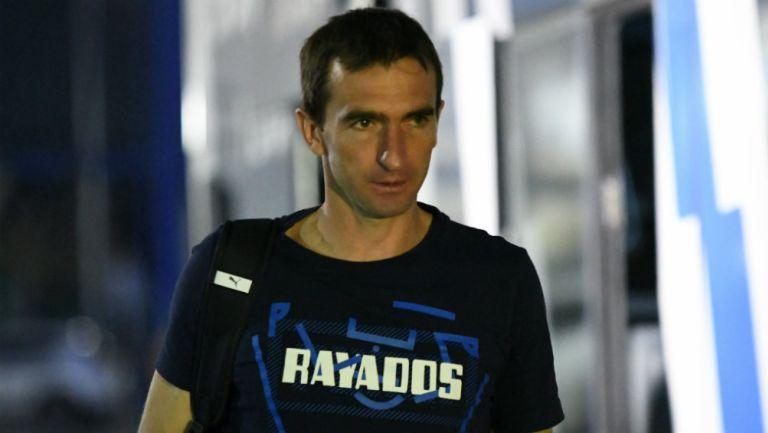 Barovero: 'La salida de Alonso de Rayados fue una trompada como profesional'