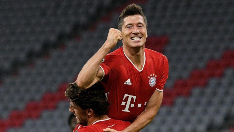Champions: Robert Lewandowski se convirtió en el cuarto máximo ...