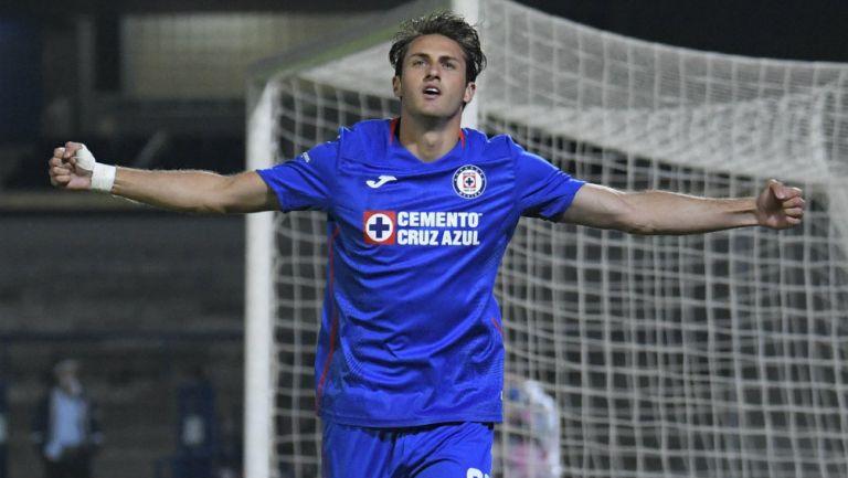 Cruz Azul: 'Un gol es algo pequeño', aseguró Chaquito Giménez