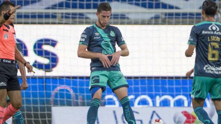 Santiago Ormeño revela en qué selección quiere jugar y habla sobre su reciente fama