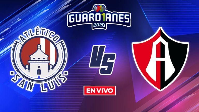 EN VIVO Y EN DIRECTO: Atlético de San Luis vs Atlas
