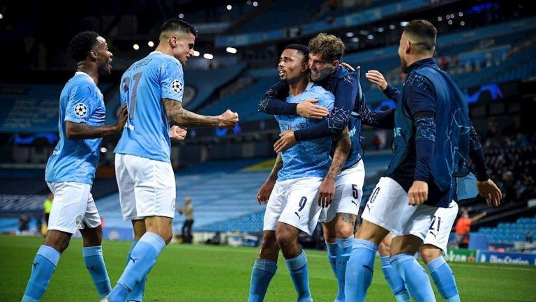 Manchester City enfrentará al Lyon en Cuartos de Final