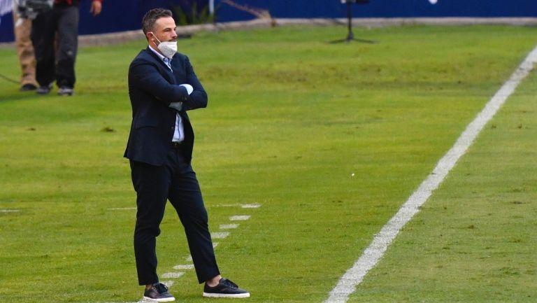 Atlas anuncia despido del técnico Rafael Puente — México
