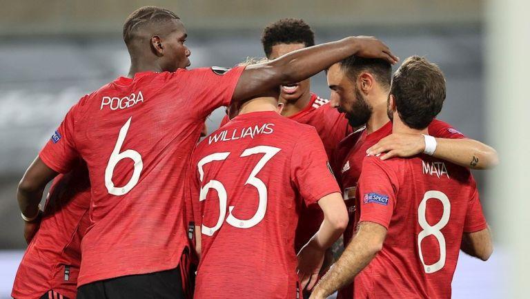 Europa League: Manchester United venció al Copenhague y amarró Semifinales  | RÉCORD