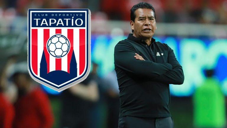 Club Tapatío: Alberto Coyote será técnico de filial de Chivas en Liga Expansión MX