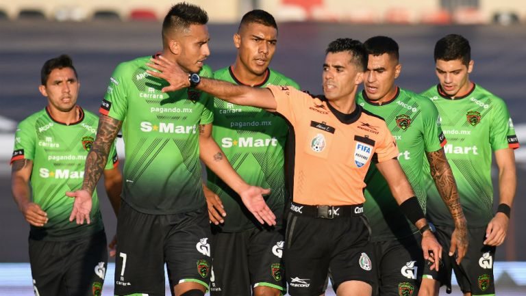 Caballero tras derrota ante Chivas: 'Nos acuchillaron'