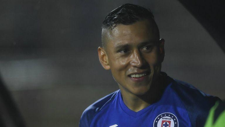 Cruz Azul: Cata Domínguez regresó a los entrenamientos
