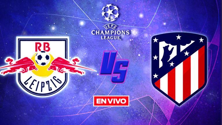 EN VIVO Y EN DIRECTO: Leipzig vs Atlético de Madrid