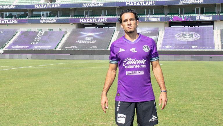 Mazatlán FC: Camilo Sanvezzo, ilusionado por triunfar en un equipo nuevo