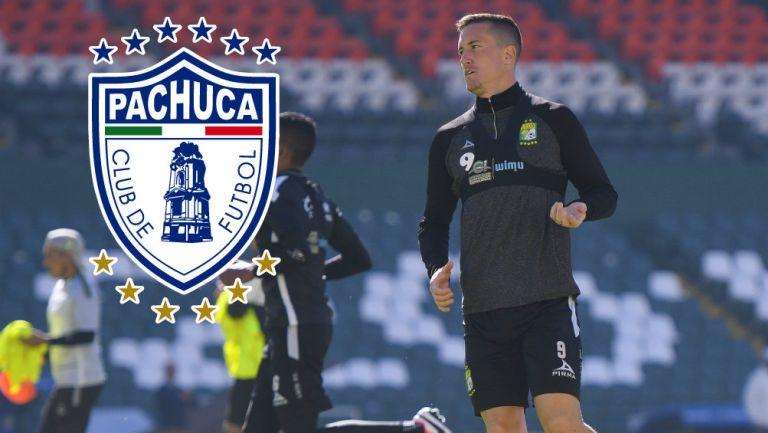 Pachuca: Leonardo Ramos se convertirá en nuevo jugador de los Tuzos