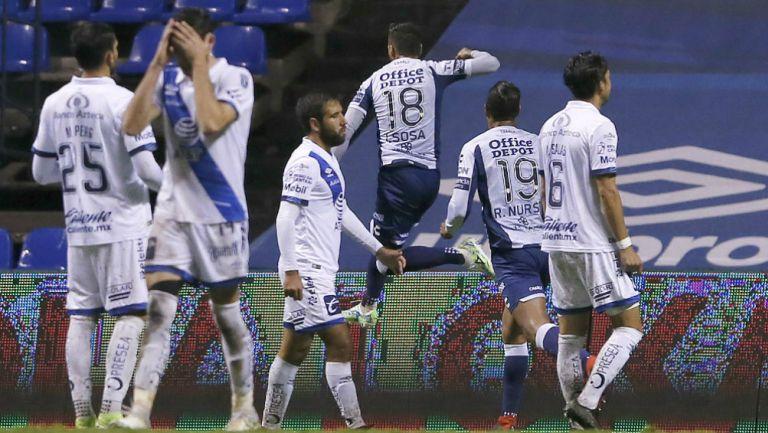 Liga MX: Pachuca venció al Puebla por la mínima diferencia vía penalti
