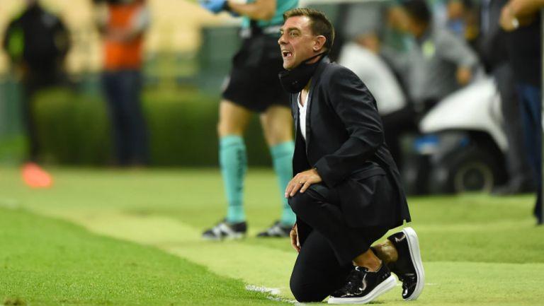 Tijuana: Pablo Guede afirmó que su equipo va por buen camino pese a derrota ante León