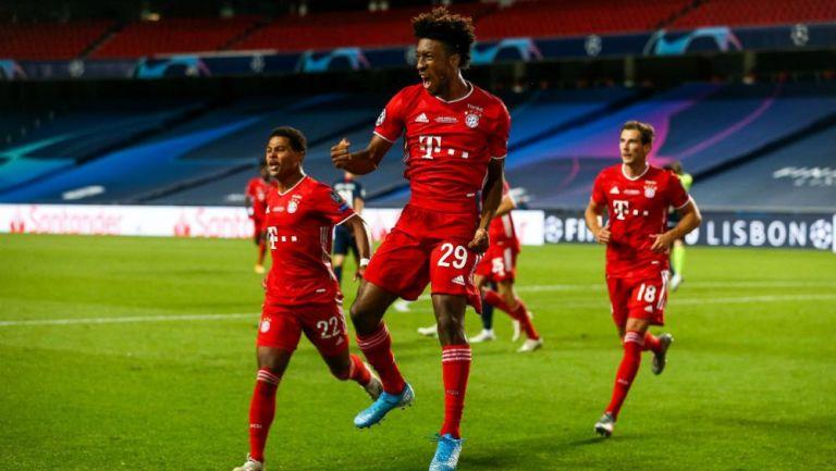 Champions League: Bayern Munich, Campeón tras derrotar al PSG