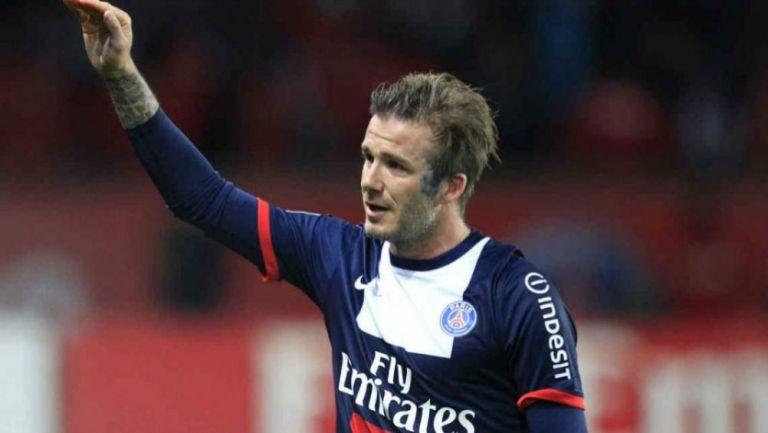 Champions League: David Beckham mandó su apoyo al PSG previo a Final vs Bayern
