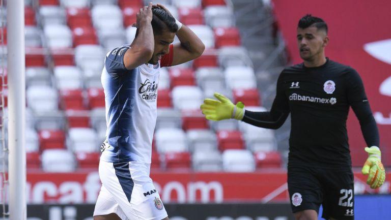 Chivas: Actual delantera, con escasos goles en primeras jornadas como hace ocho años