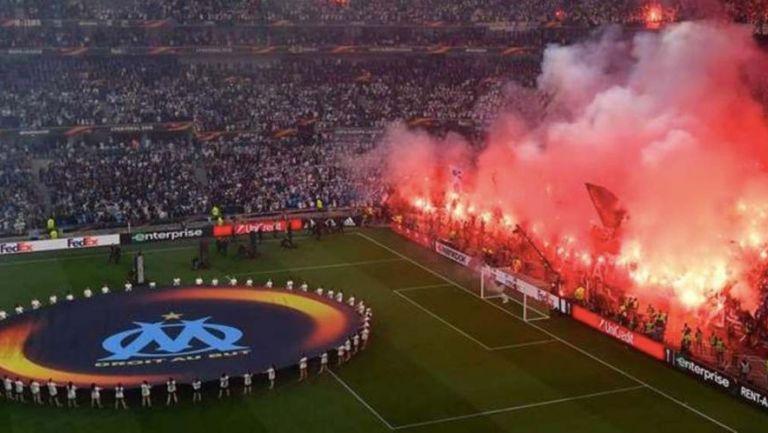 PSG: Afición del Marsella se burló de que los parisinos perdieron la Final de la Champions