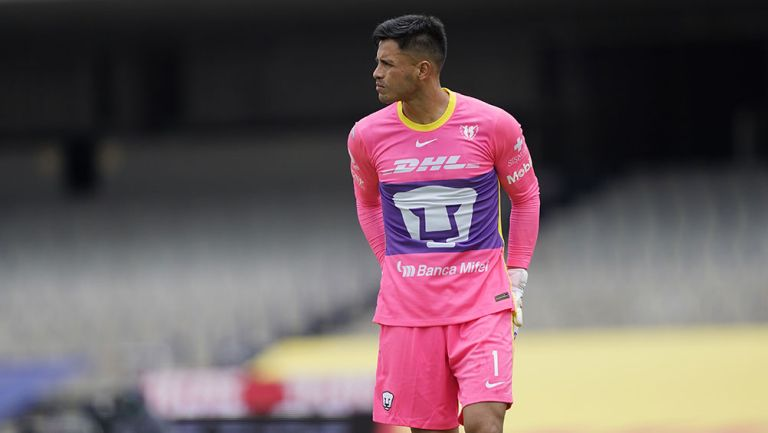 Alfredo Talavera se perderá la liguilla por una lesión muscular sufrida el sábado