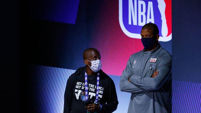 Jugadores de NBA acordaron reanudar los Playoffs tras boicot   RÉCORD