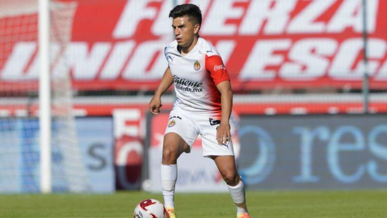 Chivas: Fernando Beltrán confesó que el Covid mermó su rendimiento físico