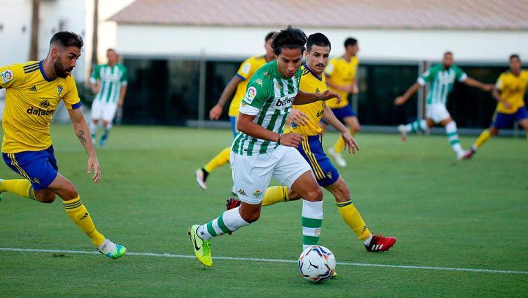 Andrés Guardado y Diego Lainez: Pilares importantes para Pellegrini