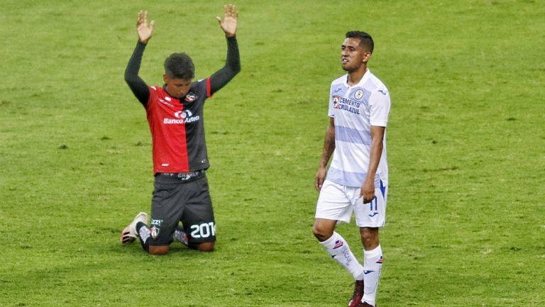Diego Cocca: 'Ganarle a Cruz Azul no se da todos los días'