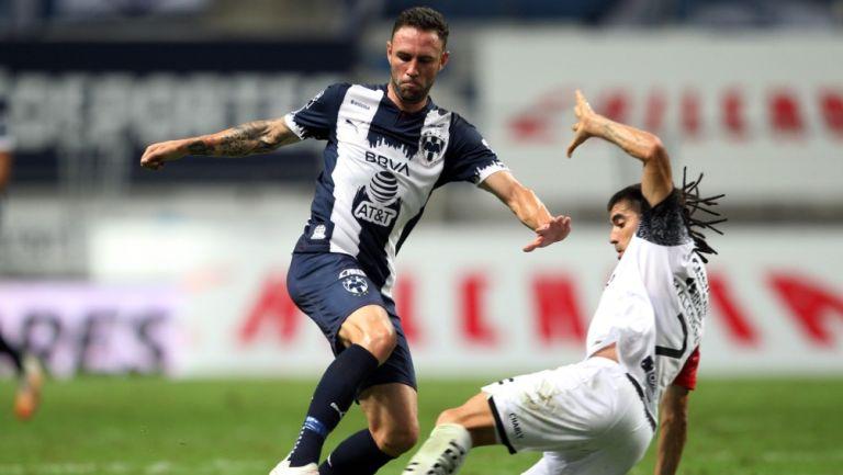 Monterrey y Atlas empataron a uno en el BBVA