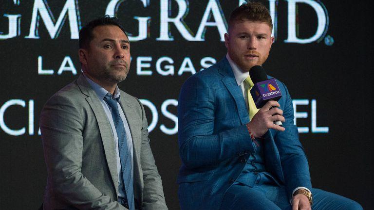 Canelo Álvarez: Demanda del boxeador es de por lo menos 280 mdd