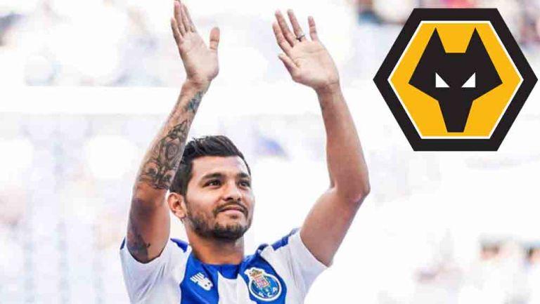Corona es ovacionado por la afición del Porto