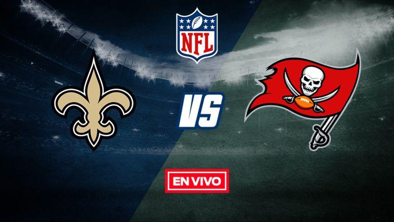 EN VIVO Y EN DIRECTO: Saints vs Buccaneers 2020 Semana 1
