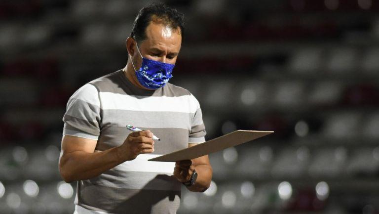 Puebla: Directiva camotera ratificó a Reynoso como su DT