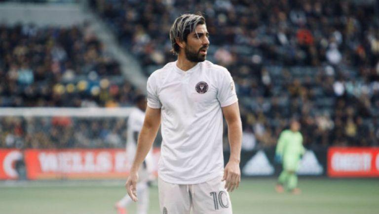 Rodolfo Pizarro: Inter de Miami perdió pero el mexicano dio asistencia