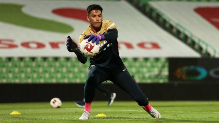 Pumas: 'Alfredo Talavera podría ser como Buffon o Van der Sar', aseguró Lillini
