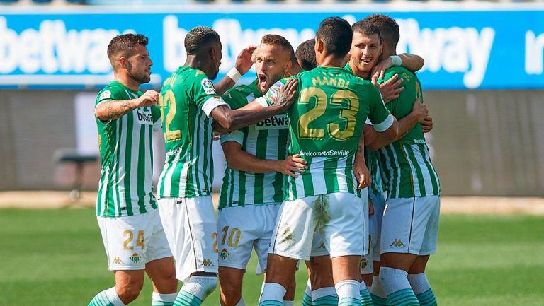 Diego Lainez: Betis venció dramáticamente al Alavés