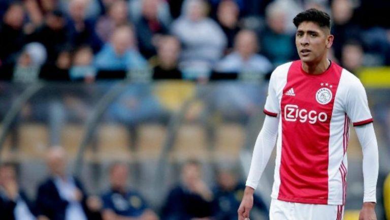 Édson Álvarez volvió a ser titular