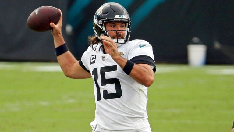 NFL: Con una gran actuación de Gardner Minshew, los Jaguars vencieron a los Colts