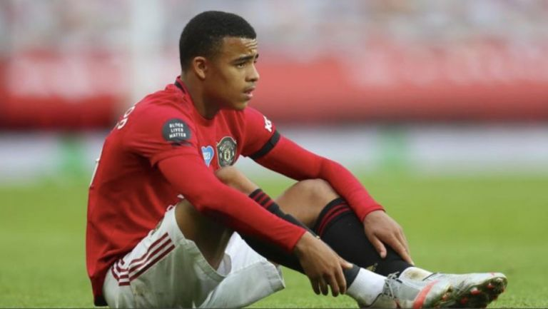 Manchester United: Mason Greenwood pidió disculpas por inhalar gas de la risa