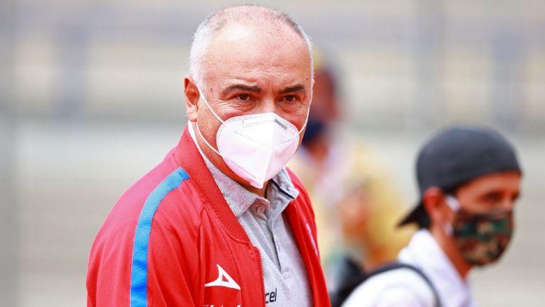 Atlético de San Luis: Guillermo Vázquez destacó la actitud de sus jugadores a pesar de la derrota