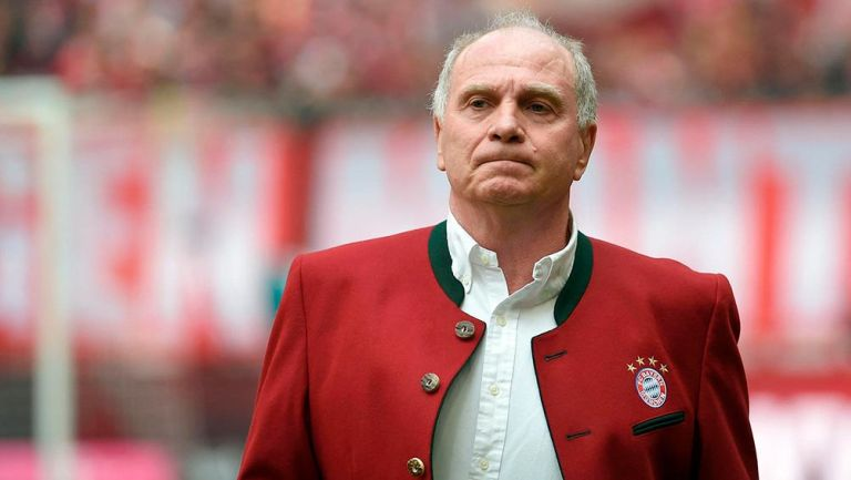 Bayern Munich: Hoeness acusó a Liverpool y Manchester United de falta de estilo