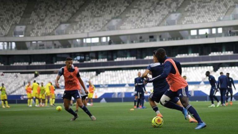 Ligue 1: Burdeos jugará sin aficionados por repunte de Covid-19