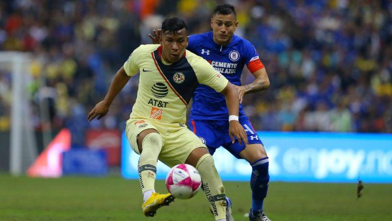 América vs Cruz Azul en la Final del Apertura 2018
