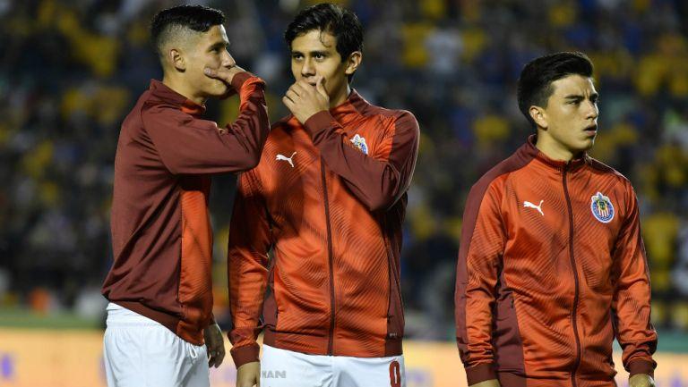 JJ Macías, Antuna y Beltrán
