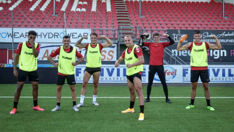 Jugadores de FC Emmen