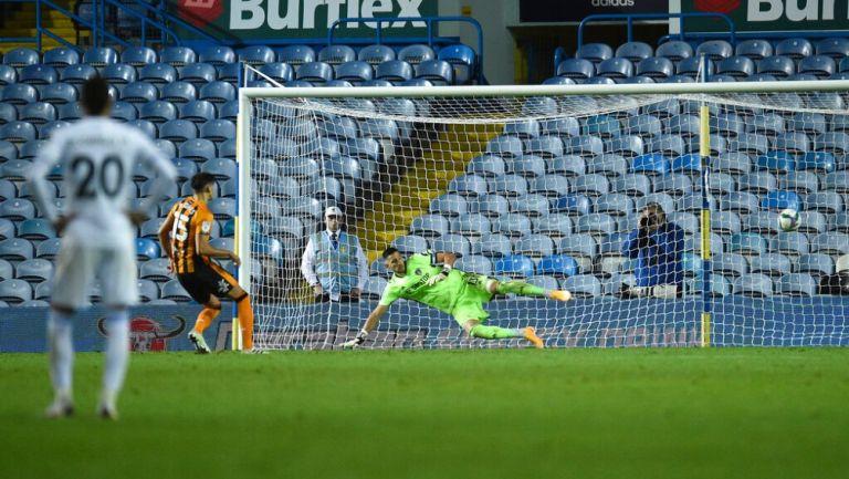 Leeds cayó en penales ante el Hull City