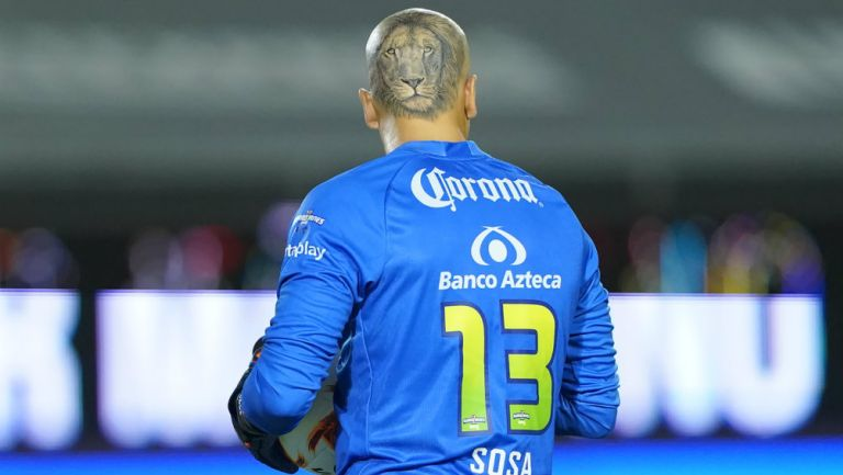 Coronavirus, responsable del nuevo tatuaje de Sebastián Sosa