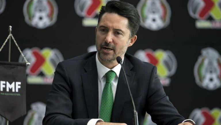 Yon de Luisa descarta sanción deportiva contra México por grito homofóbico tras lo ocurrido en el Torneo Preolímpico