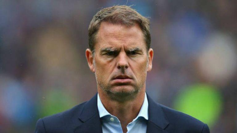 De Boer previo a un partido