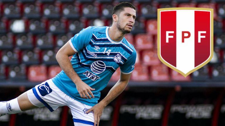Puebla: Santiago Ormeño jugaría con la selección de Perú