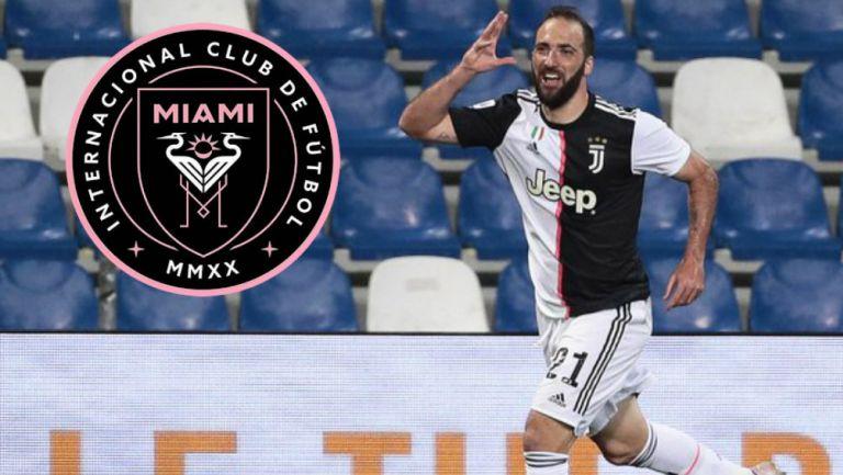 Inter Miami: Anunció el fichaje de Gonzalo Higuaín; será compañero de Rodolfo Pizarro