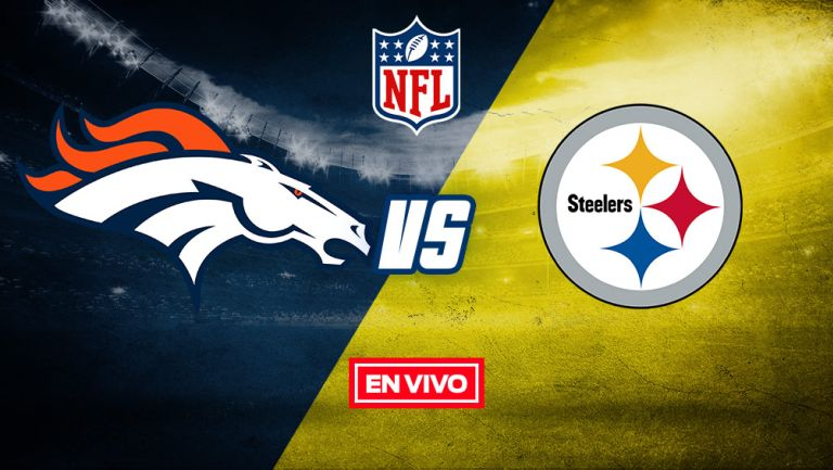 EN VIVO Y EN DIRECTO: Broncos vs Steelers 2020 S2